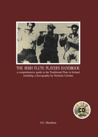 The Irish Flute Player's Handbook CD付き 英文
